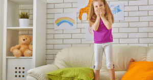 Kids are Messy - Check out this article with 9 MAGIC tricks that help keep your home clean!