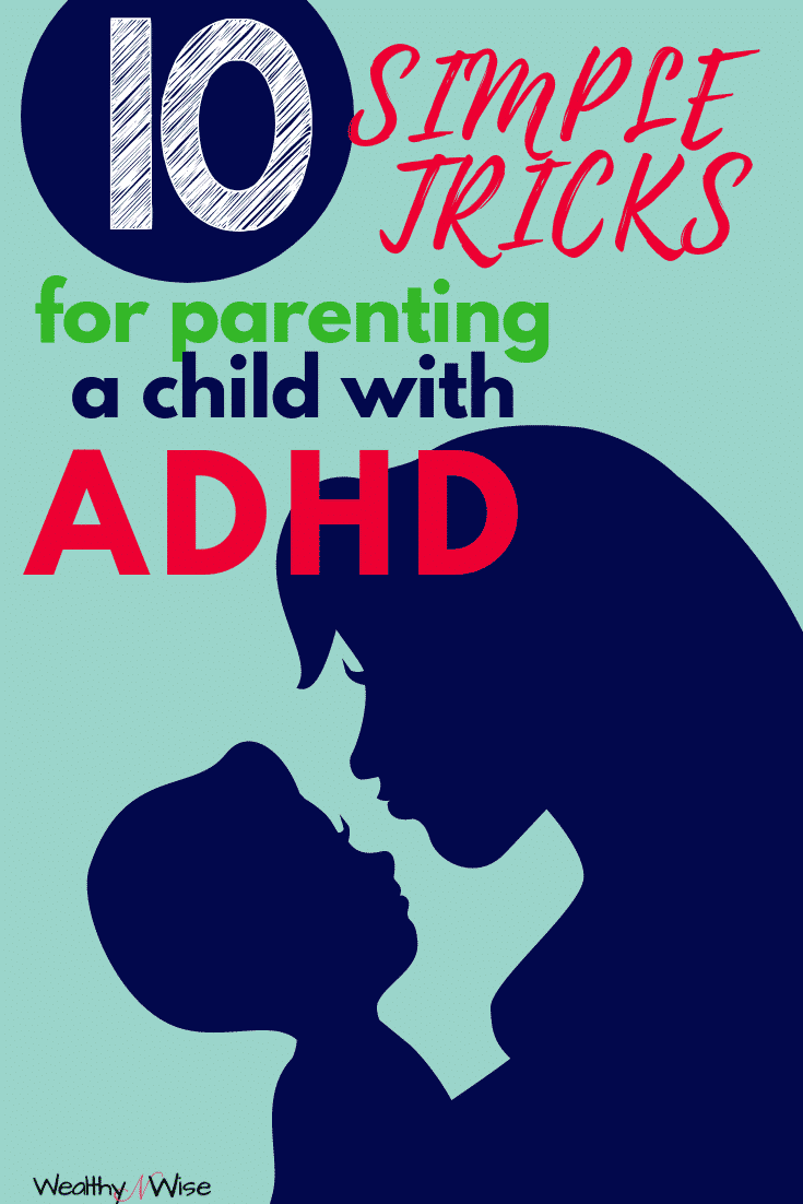 Pin This! Simple tips for making ADHD a little bit easier. ADHD Strategies that actually work. #Parentingtips ADHD Kids , ADHD Strategies for Kids, ADHD Strategies at Home, Behavior Management, Coping Skills, Calm down for kids, positive behavior