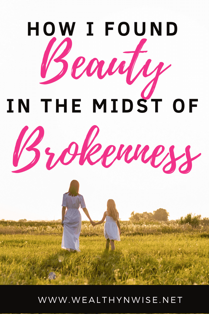 How I found Beauty in the Midst of Brokeness | From infertility and marriage issues to the loss of a child, life has been anything but easy for Dorothy. But despite her brokeness she's found beauty in the darkest places of her life.