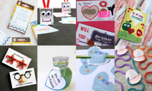 8 Images of Candy free valentines day ideas