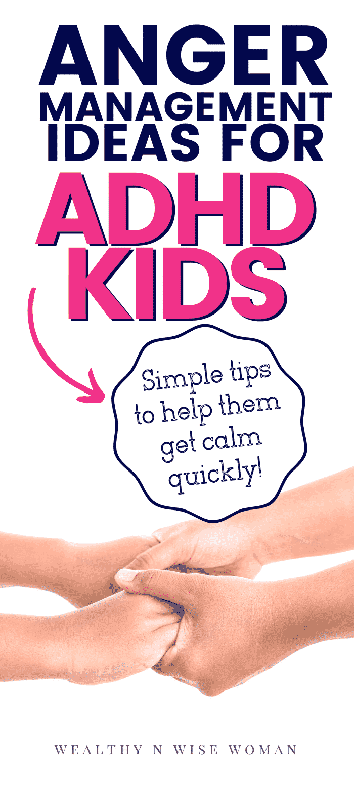 ADHD and Anger: Helping your Child Regulate Big Emotions
