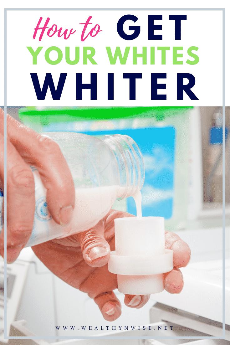 Laundry secret that gets your whites whiter