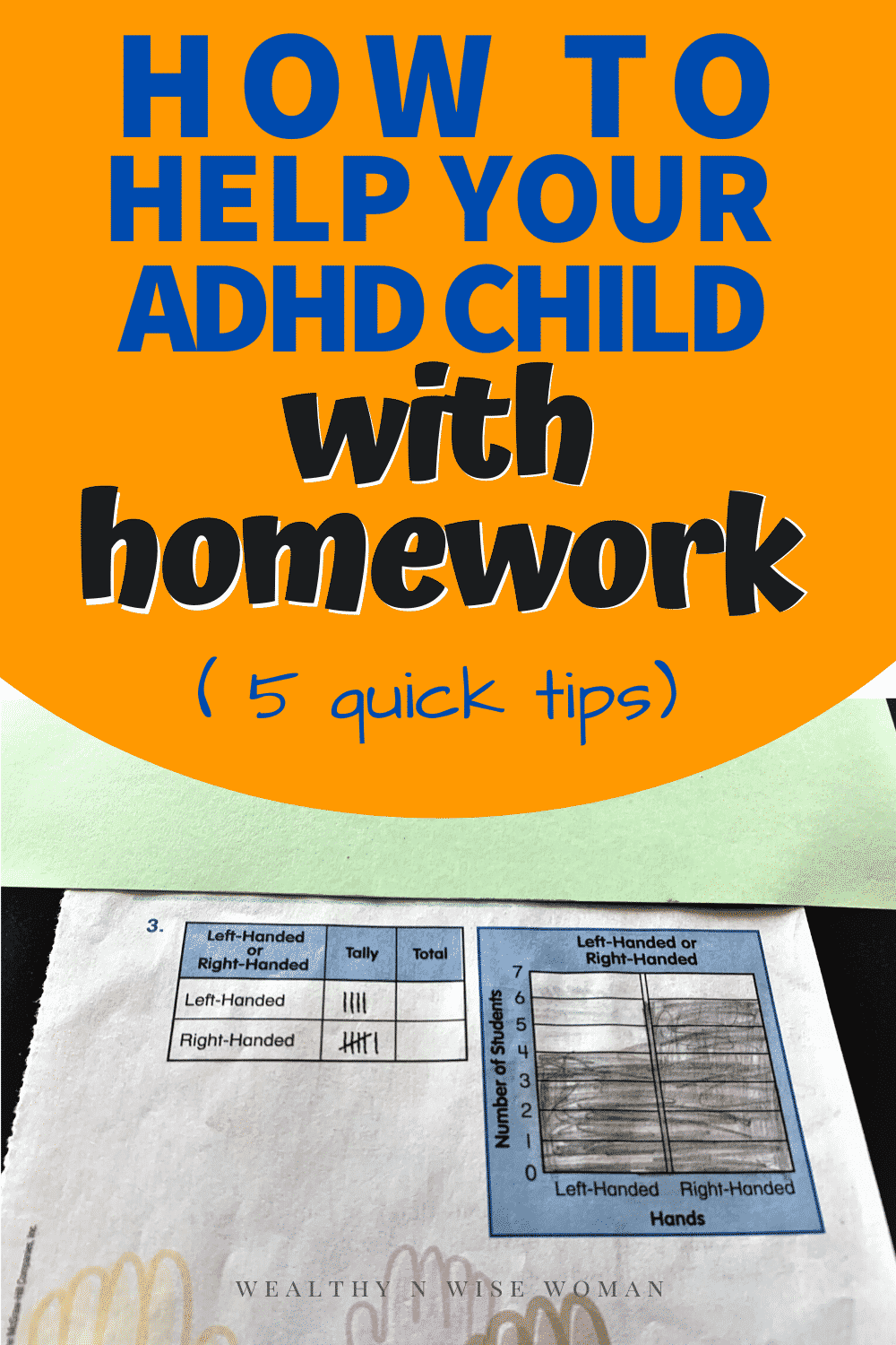 Quick Tips for Homeschooling  an ADHD Child