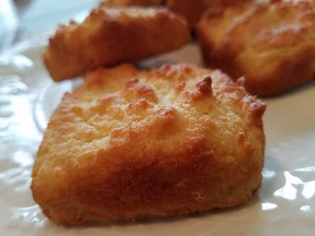 Best Low Carb Biscuits & Video