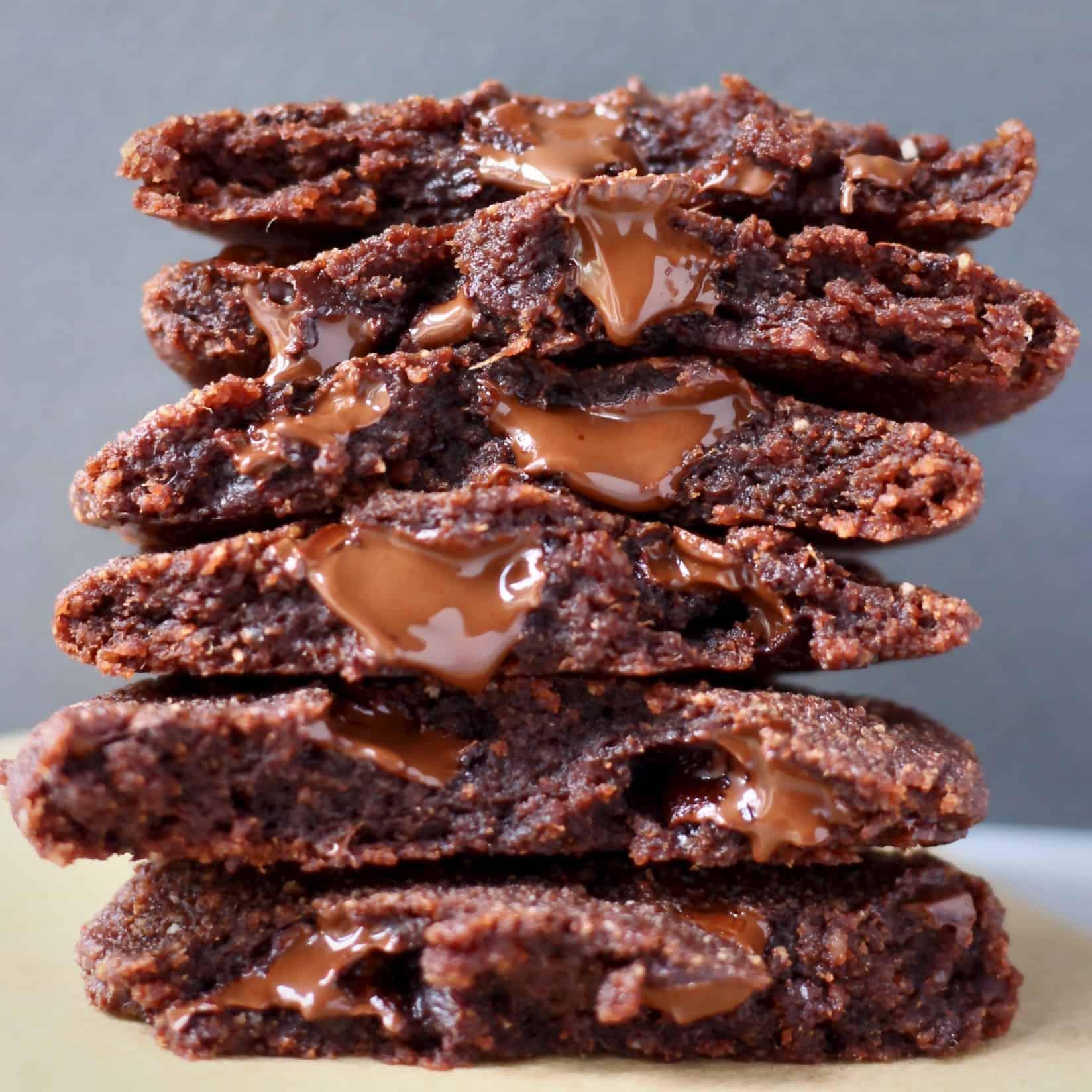 Gluten-Free Vegan Chocolate Cookies